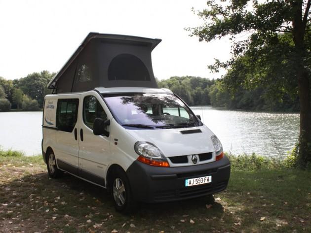 camping car utilitaire