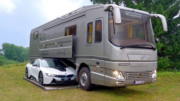 camping car voiture