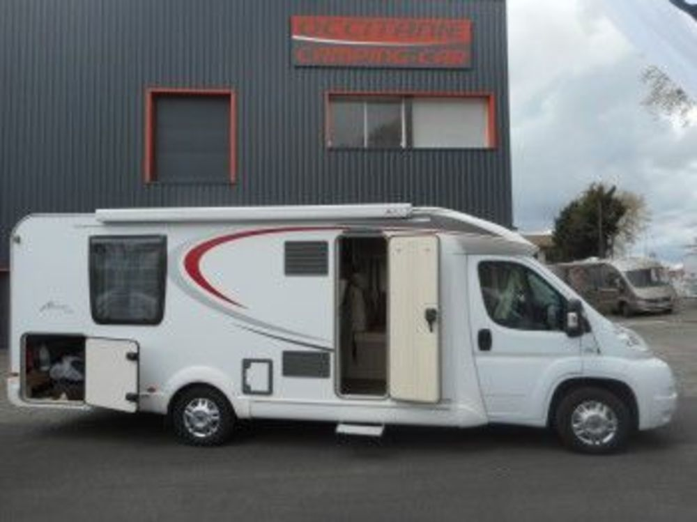 camping car weinsberg occasion