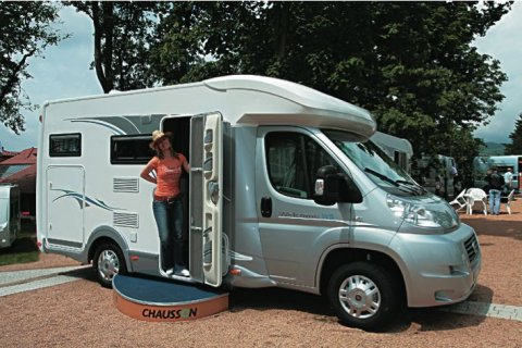 camping car welcome
