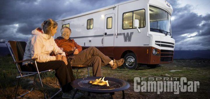 camping car winnebago