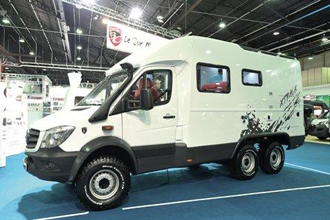 camping car x track