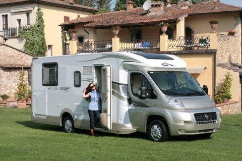 camping car x