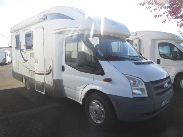 camping car xgo dynamic 22 p