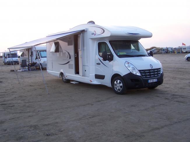 camping car xgo dynamic 69