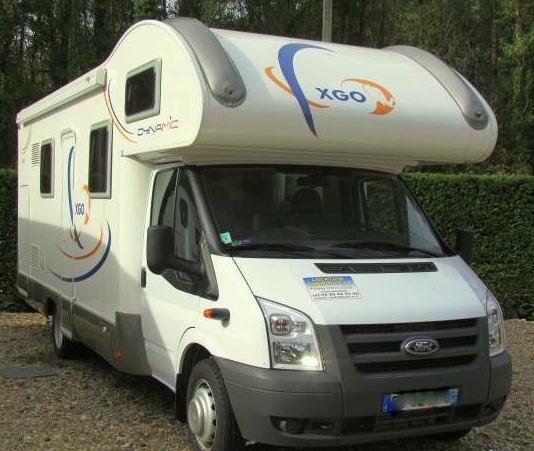 camping car xgo dynamic 99 plus