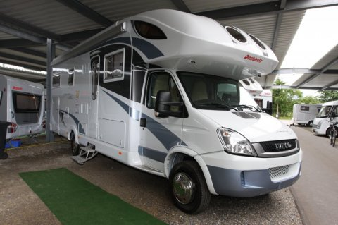 camping car xxl occasion