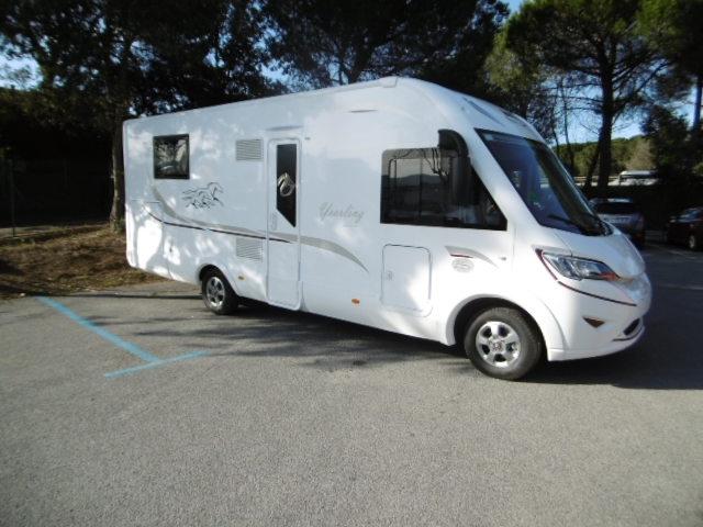 camping car yearling 2018