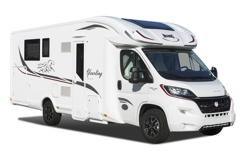 camping car yearling 90