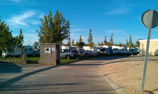 camping car zaragoza