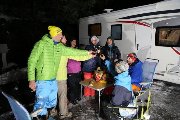 camping car zermatt