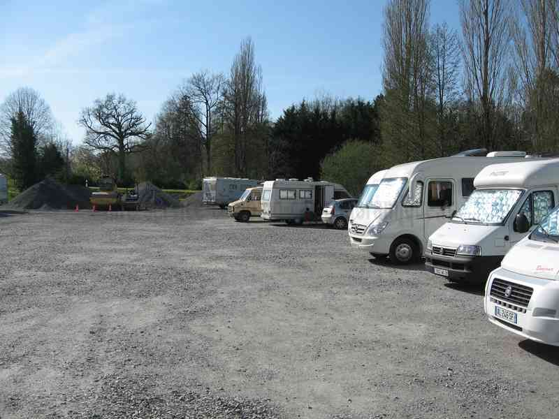 camping car zoo de beauval