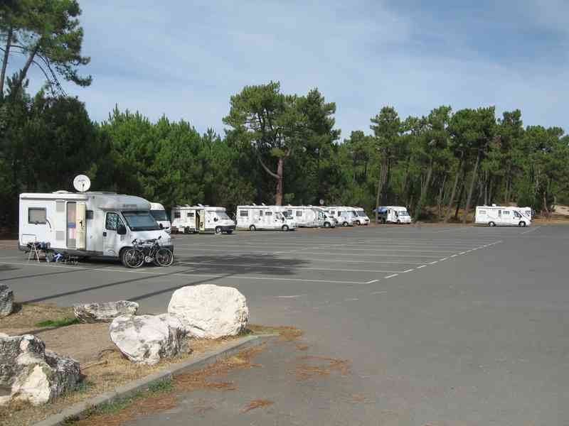 camping car zoo de la palmyre