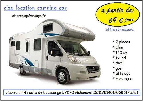 location camping car 08
