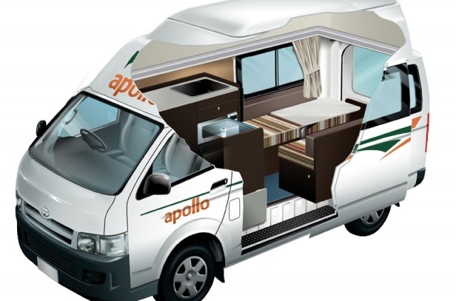 location camping car 2 couchages