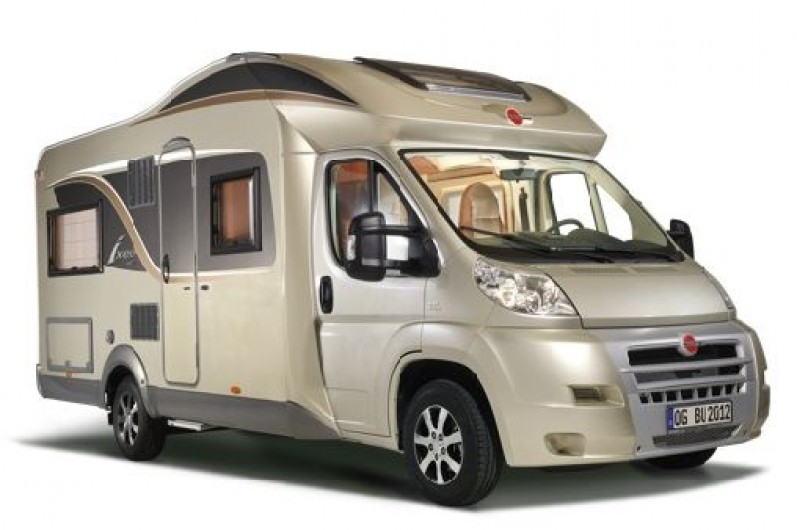 location camping car 2 place