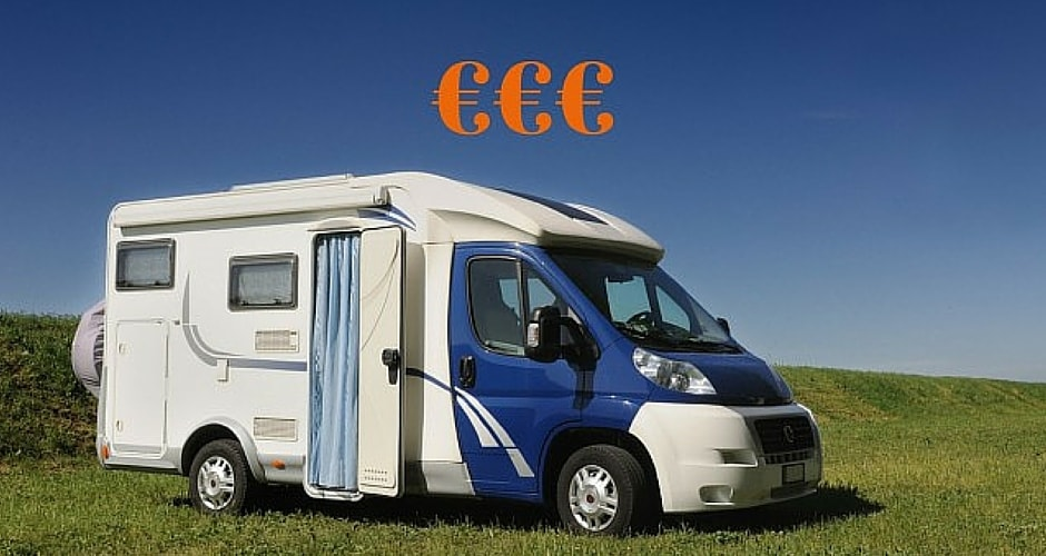 location camping car 2 places particulier