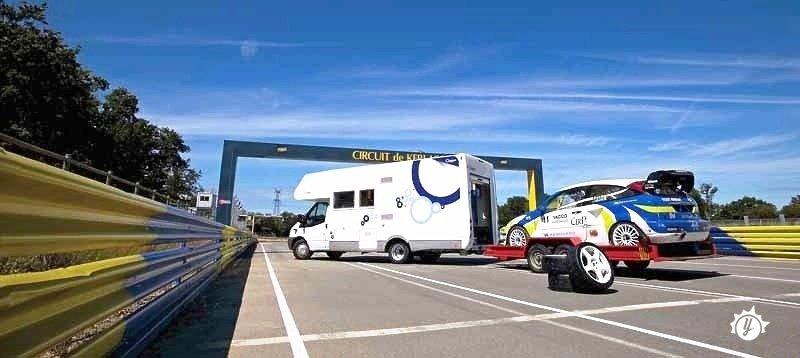 location camping car 24h du mans