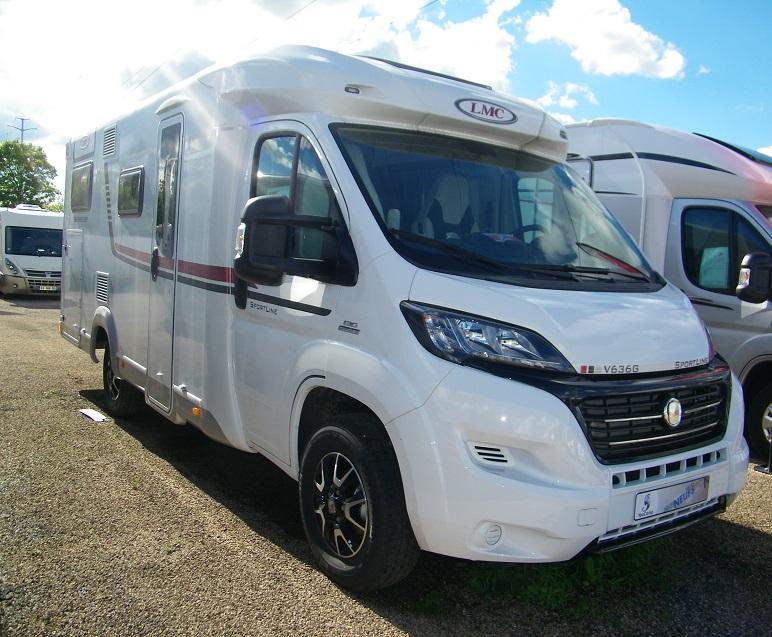 location camping car 36
