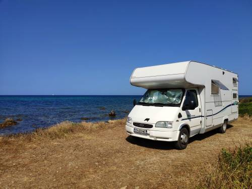 location camping car 38160