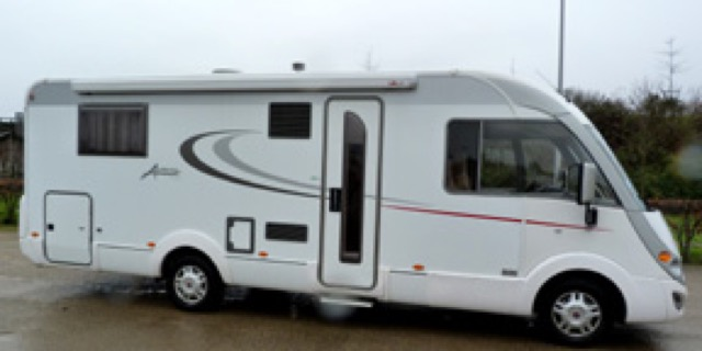location camping car 4 place