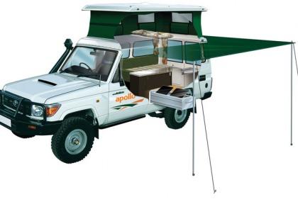 location camping car 4x4 australie