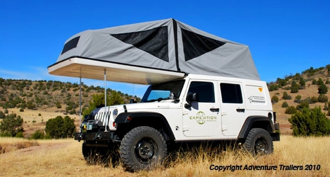 location camping car 4x4