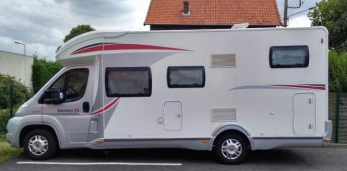location camping car 58