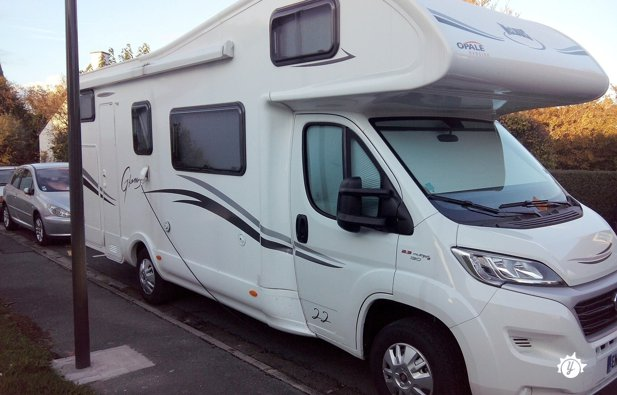 location camping car 6 personnes lille