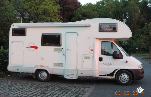 location camping car 6 places lille