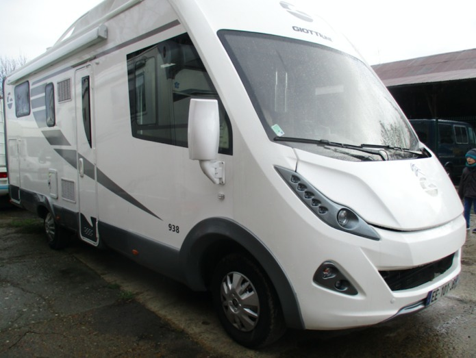location camping car 60