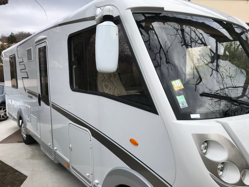 location camping car 63