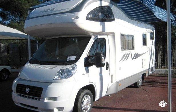 location camping car 73
