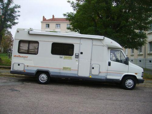 location camping car 83440