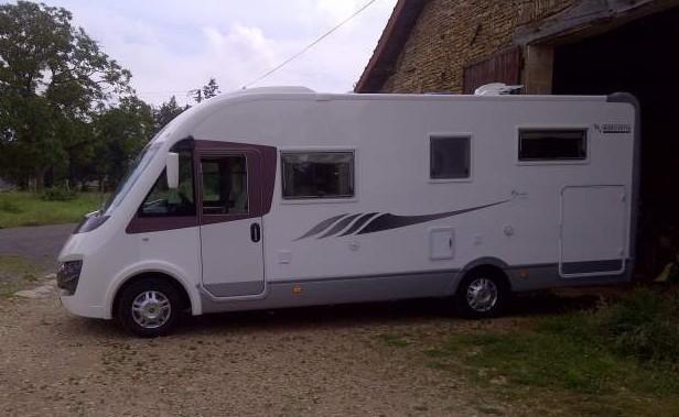 location camping car 84