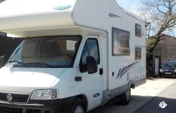 location camping car 85000