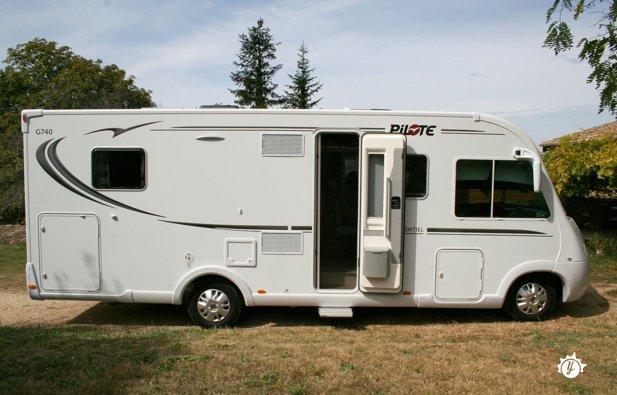 location camping car 88
