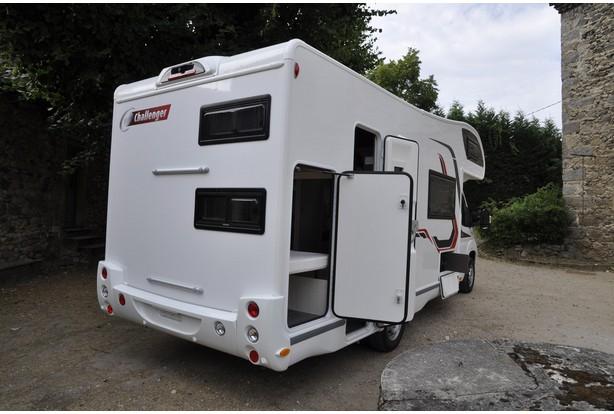 location camping car 8