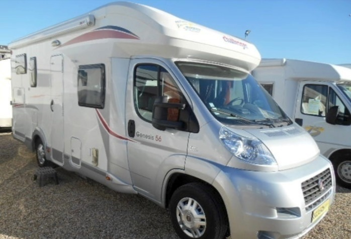 location camping car 95
