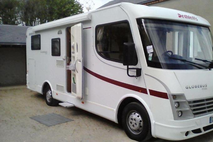 location camping car a bordeaux