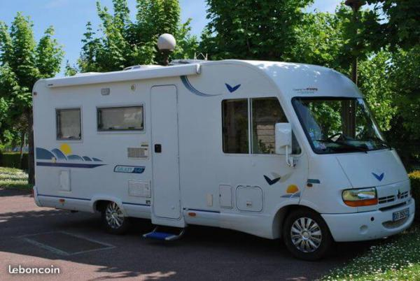 location camping car a bourges