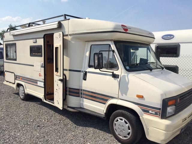 location camping car a paris