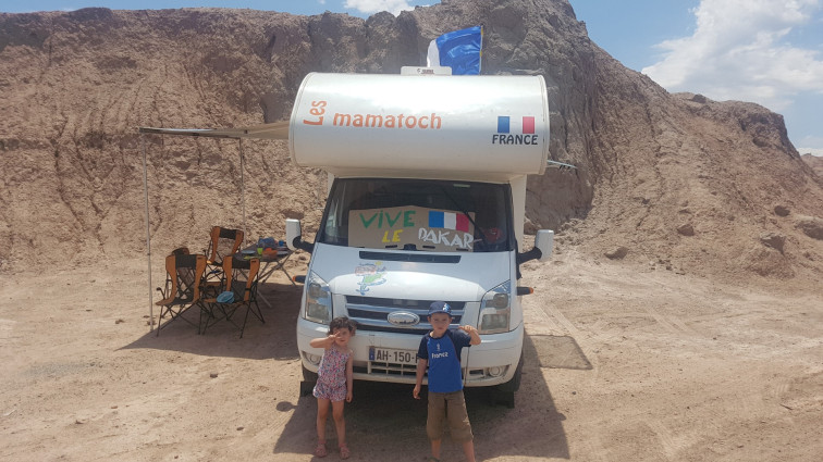 location camping car argentine