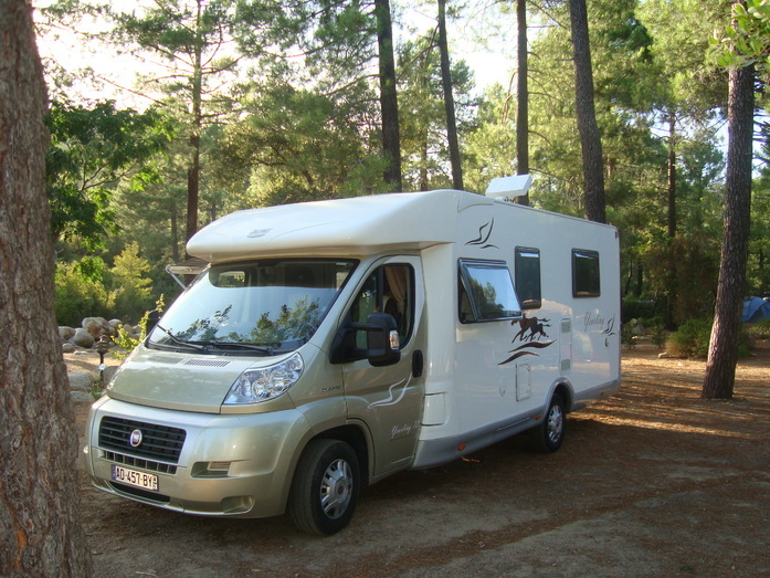 location camping car bastia