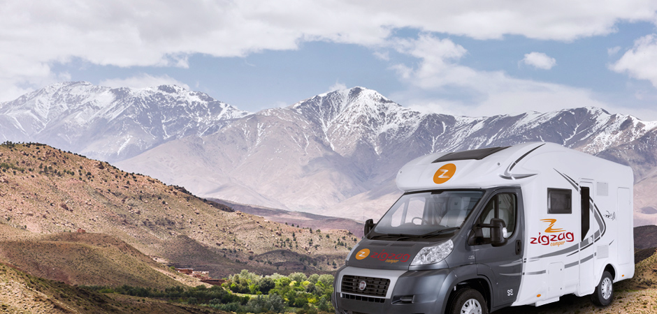 location camping car bergen