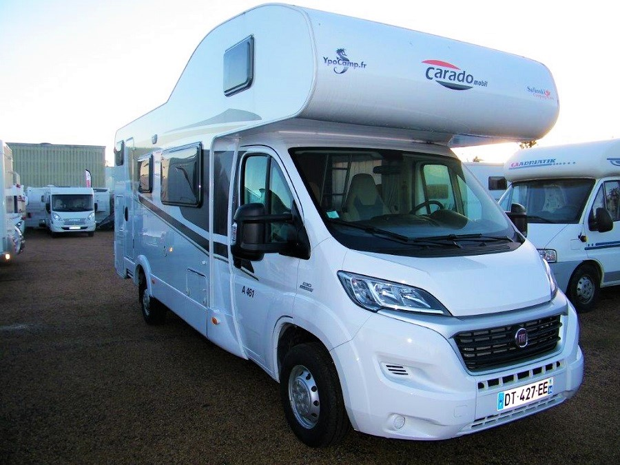 location camping car caen