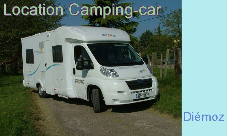location camping car chez un particulier