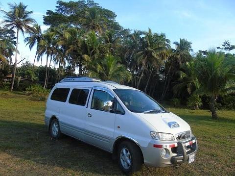 location camping car costa rica