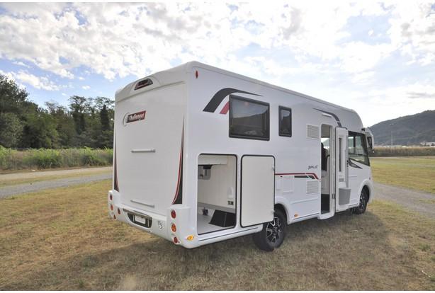 location camping car de luxe