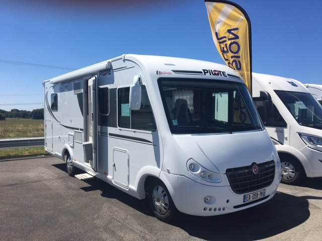 location camping car dieppe